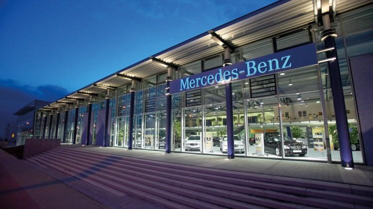 Mercedes-Benz Niederlassung in Dortmund